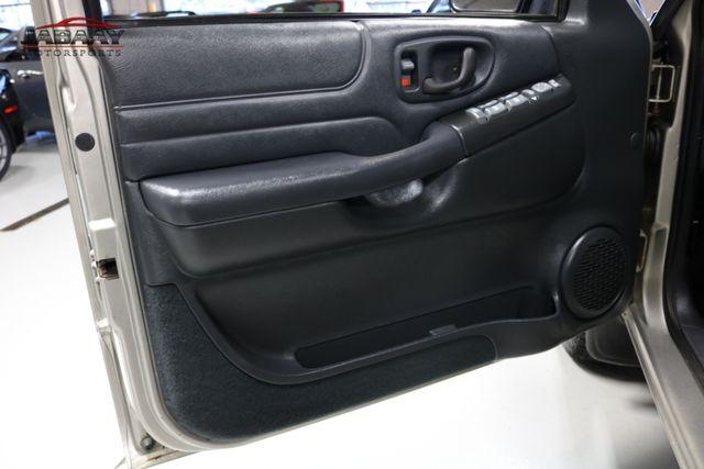2002 Chevrolet Blazer w/ Plow LS Merrillville, Indiana 22