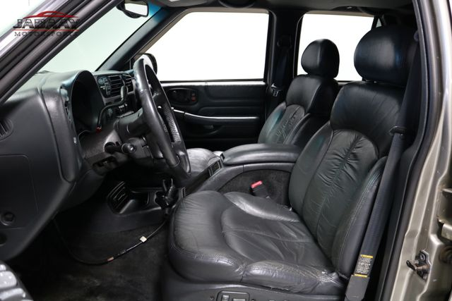 2002 Chevrolet Blazer w/ Plow LS Merrillville, Indiana 10