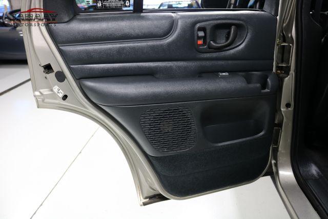 2002 Chevrolet Blazer w/ Plow LS Merrillville, Indiana 24