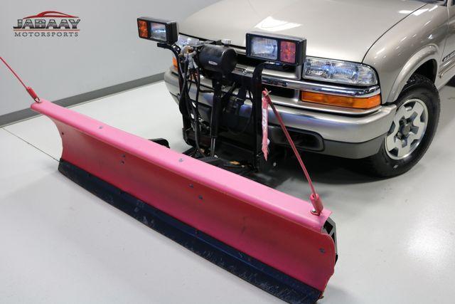 2002 Chevrolet Blazer w/ Plow LS Merrillville, Indiana 27
