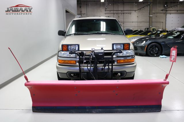 2002 Chevrolet Blazer w/ Plow LS Merrillville, Indiana 7