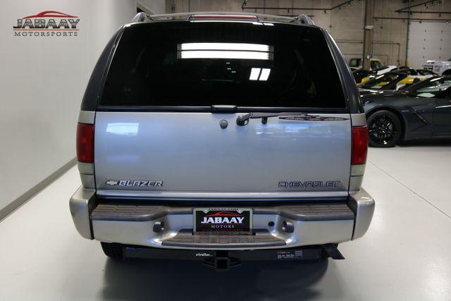 2002 Chevrolet Blazer w/ Plow LS Merrillville, Indiana 3