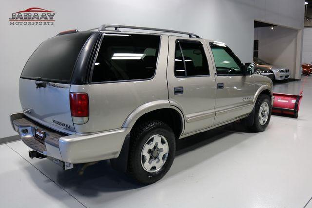 2002 Chevrolet Blazer w/ Plow LS Merrillville, Indiana 4