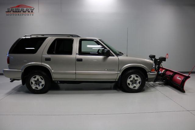 2002 Chevrolet Blazer w/ Plow LS Merrillville, Indiana 5