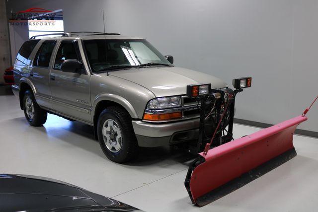 2002 Chevrolet Blazer w/ Plow LS Merrillville, Indiana 6