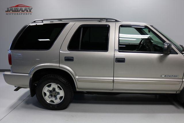 2002 Chevrolet Blazer w/ Plow LS Merrillville, Indiana 35