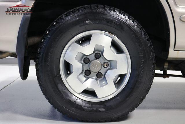 2002 Chevrolet Blazer w/ Plow LS Merrillville, Indiana 43