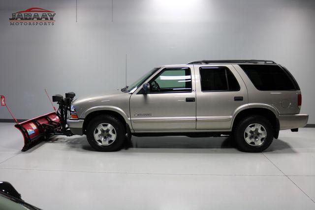 2002 Chevrolet Blazer w/ Plow LS Merrillville, Indiana 1