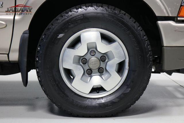2002 Chevrolet Blazer w/ Plow LS Merrillville, Indiana 44