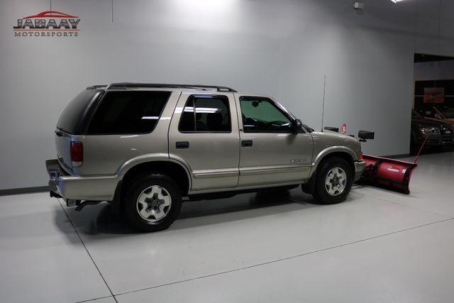 2002 Chevrolet Blazer w/ Plow LS Merrillville, Indiana 37