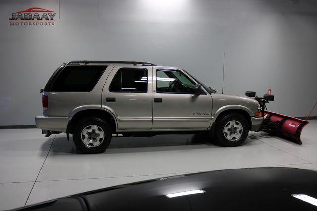 2002 Chevrolet Blazer w/ Plow LS Merrillville, Indiana 38