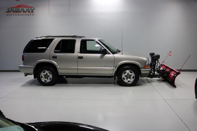 2002 Chevrolet Blazer w/ Plow LS Merrillville, Indiana 39