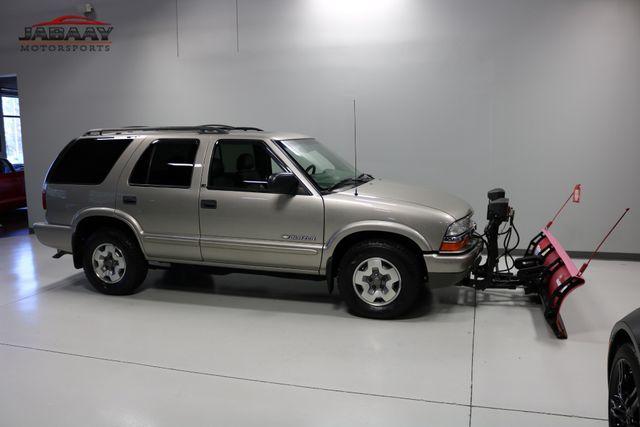 2002 Chevrolet Blazer w/ Plow LS Merrillville, Indiana 40