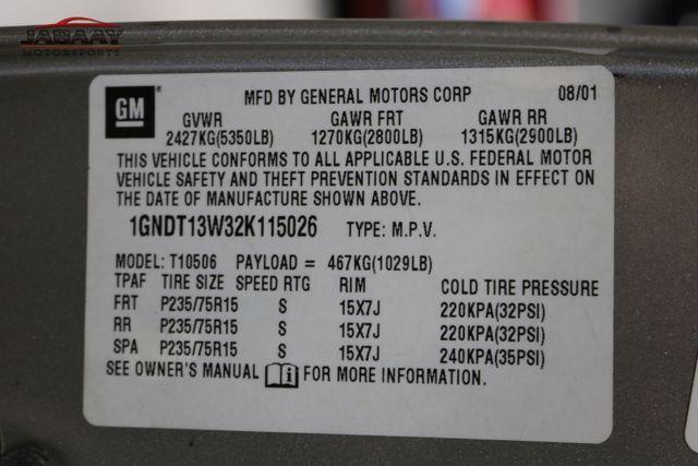 2002 Chevrolet Blazer w/ Plow LS Merrillville, Indiana 45