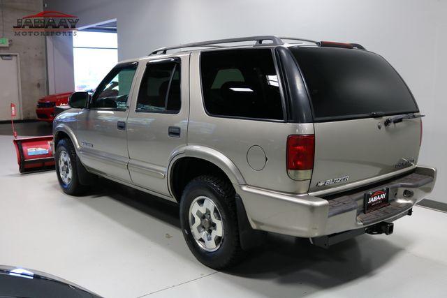 2002 Chevrolet Blazer w/ Plow LS Merrillville, Indiana 2