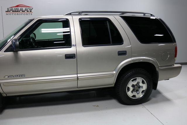 2002 Chevrolet Blazer w/ Plow LS Merrillville, Indiana 30