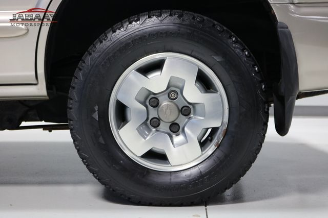 2002 Chevrolet Blazer w/ Plow LS Merrillville, Indiana 42