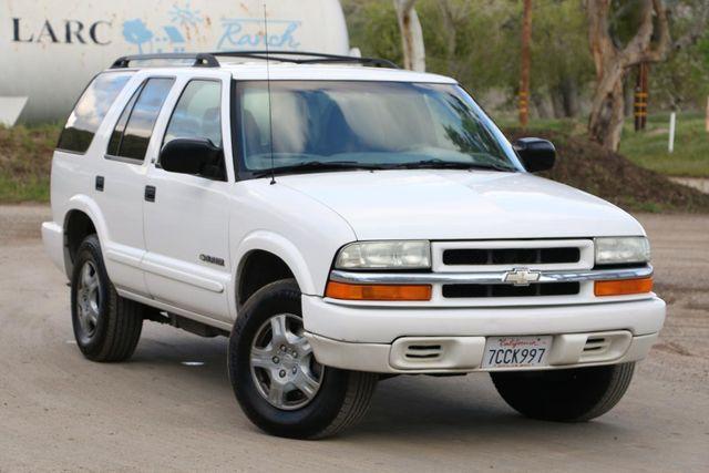 2002 Chevrolet Blazer LS Santa Clarita, CA 3