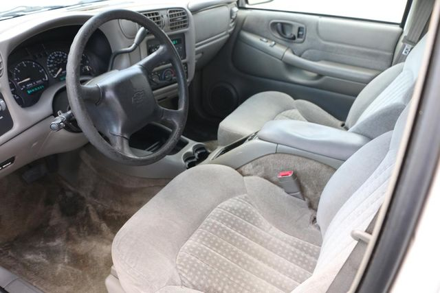2002 Chevrolet Blazer LS Santa Clarita, CA 8