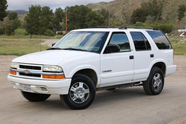 2002 Chevrolet Blazer LS Santa Clarita, CA 1
