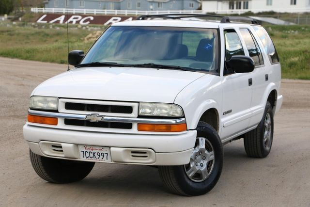 2002 Chevrolet Blazer LS Santa Clarita, CA 4