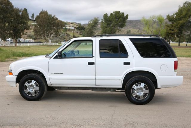 2002 Chevrolet Blazer LS Santa Clarita, CA 11