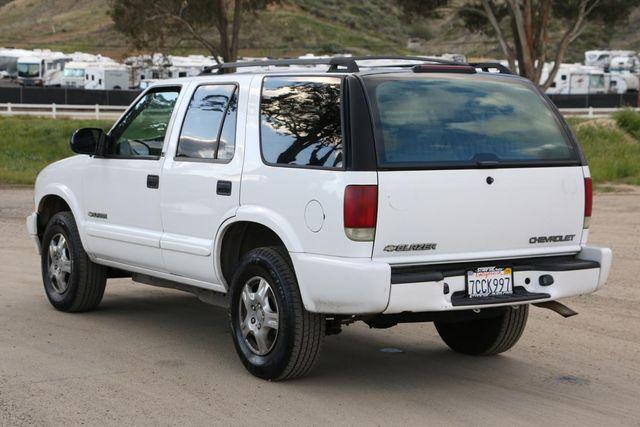 2002 Chevrolet Blazer LS Santa Clarita, CA 5