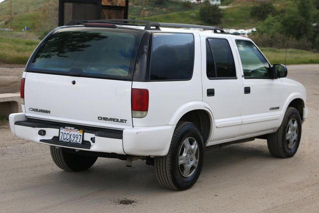 2002 Chevrolet Blazer LS Santa Clarita, CA 6