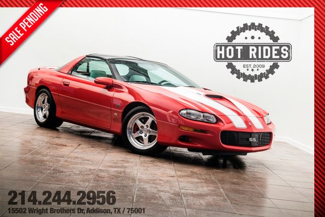 2002 Chevrolet Camaro GMMG Berger Phase-1 Pkg. 1 OF 1 in Addison, TX 75001