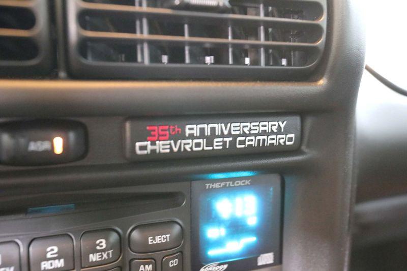 2002 Chevrolet Camaro Z28 - SS - SLP - 35th anniversary edition  city California  MDK International  in Los Angeles, California