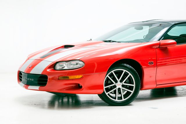 2002 Chevrolet Camaro SLP SS 35th Anniversary Pkg in TX, 75006