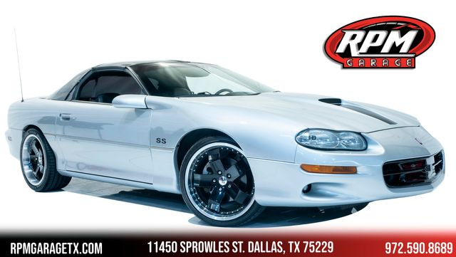 2002 Chevrolet Camaro Z28 LS3 Swap Cammed 20k+ Build