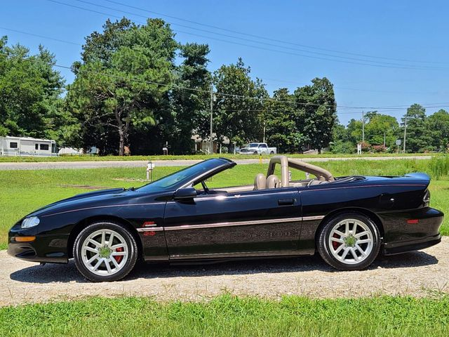 2002 Chevrolet Camaro SS F-1 in Hope Mills, NC 28348