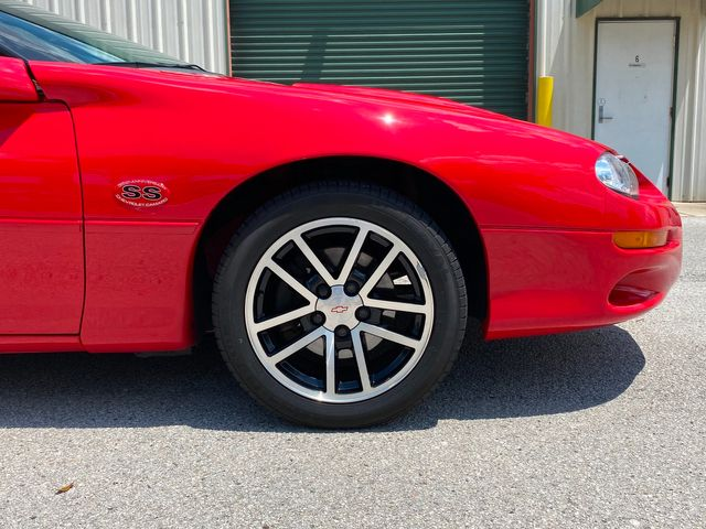 2002 Chevrolet Camaro SS 35th Anniversary edition in Jacksonville , FL 32246