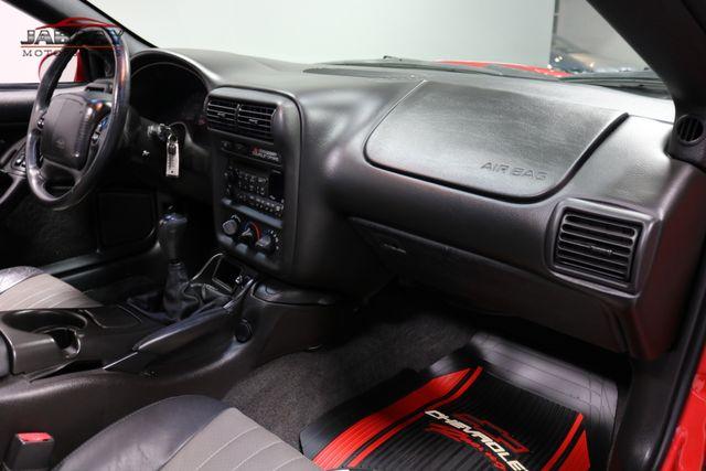 2002 Chevrolet Camaro SS 35th Anniversary Merrillville, Indiana 15