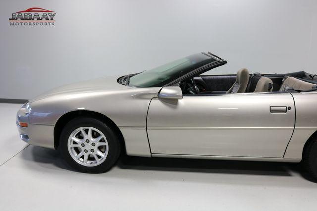 2002 Chevrolet Camaro Merrillville, Indiana 30