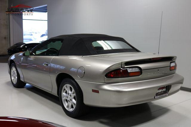 2002 Chevrolet Camaro Merrillville, Indiana 25