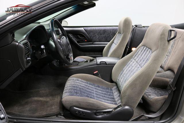 2002 Chevrolet Camaro Merrillville, Indiana 10