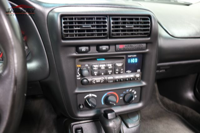 2002 Chevrolet Camaro Merrillville, Indiana 19
