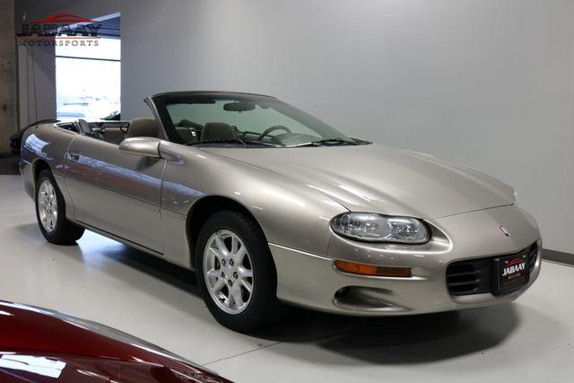 2002 Chevrolet Camaro Merrillville, Indiana 6