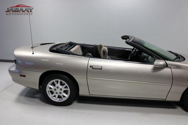2002 Chevrolet Camaro Merrillville, Indiana 36