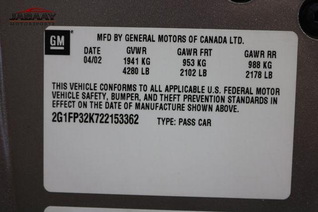 2002 Chevrolet Camaro Merrillville, Indiana 46