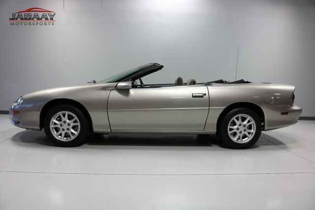 2002 Chevrolet Camaro Merrillville, Indiana 1