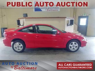2002 Chevrolet Cavalier LS Sport | JOPPA, MD | Auto Auction of Baltimore  in Joppa MD