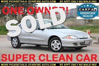 2002 Chevrolet Cavalier LS Santa Clarita, CA