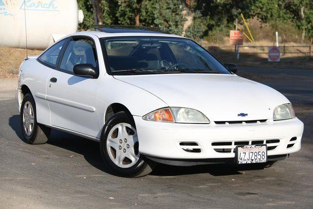2002 Chevrolet Cavalier LS Santa Clarita, CA 3