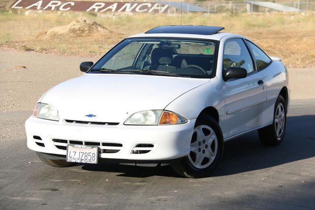 2002 Chevrolet Cavalier LS Santa Clarita, CA 4