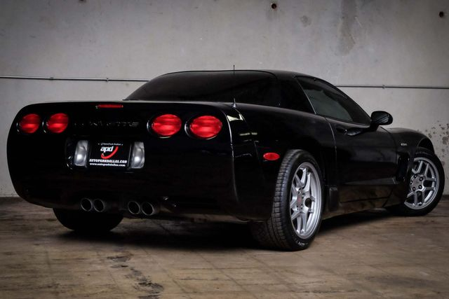 2002 Chevrolet Corvette Z06 in Addison, TX 75001