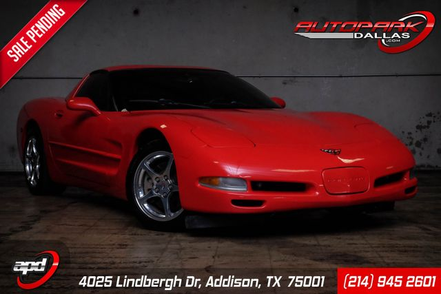 2002 Chevrolet Corvette Heads & CAM