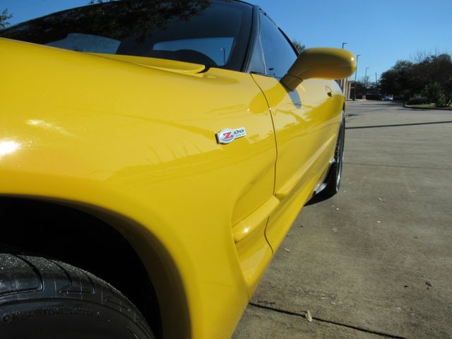 2002 Chevrolet Corvette Z06 Austin , Texas 18